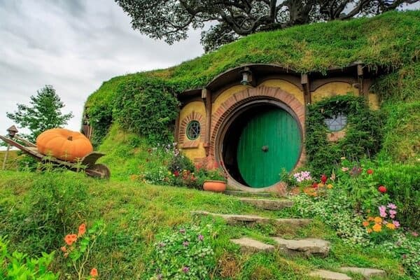Relive all the magic of The Lord of the Rings trilogy at the real-life Hobbiton.